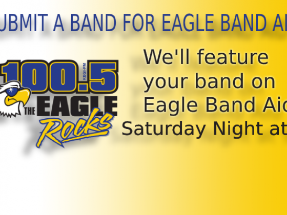Eagle Band Aid – Talent Hunt