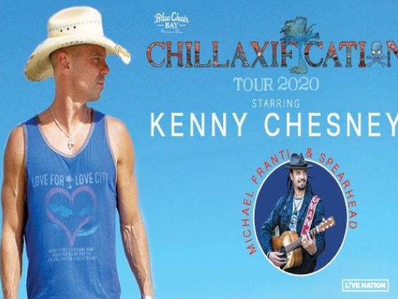 Kenny Chesney In Southaven
