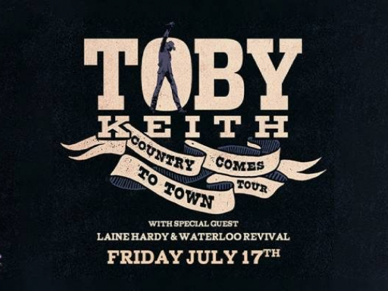 Toby Keith In Jonesboro