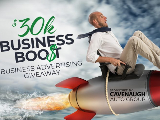 Give your business a boost with Jonesboro Radio Group's $30k advertising giveaway